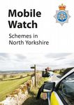 NYP13-0003 - Leaflet: Mobile Watch schemes in North Yorkshire